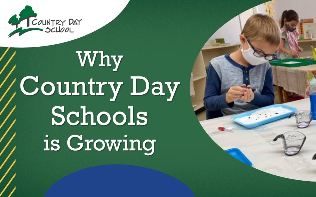 Why Country Day School is Growing